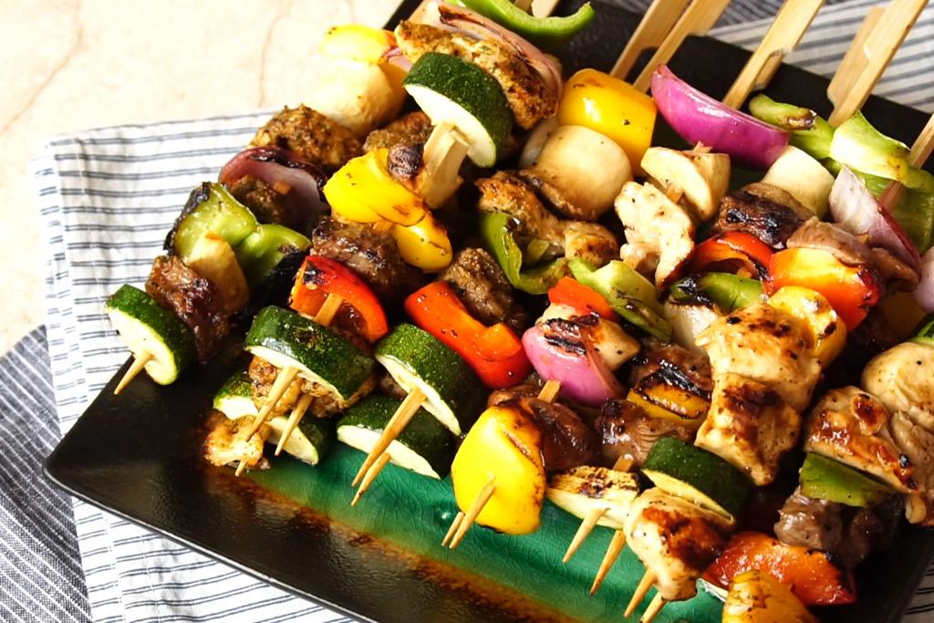 【燒烤食譜】只需4個簡單步驟 屋企都可以輕鬆整到惹味串燒!