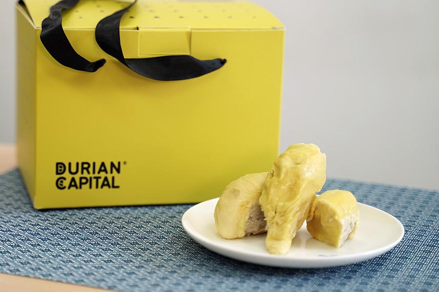 全港首間貓山王D197專賣店「Durian Capital」 試食馬來西亞新鮮直送盒裝榴槤