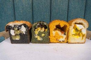 【尖沙咀K11 Musea】韓國人氣烘焙麵包Tardemah登陸尖沙咀K11 Musea!芝士番茄羅勒青醬方包/公州栗子方包