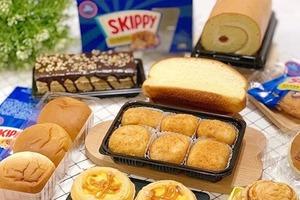 【台灣超市便利店】台灣全聯xSKIPPY推出10款甜品 花生鹽之麻糬/千層泡芙/忌廉蛋糕卷等