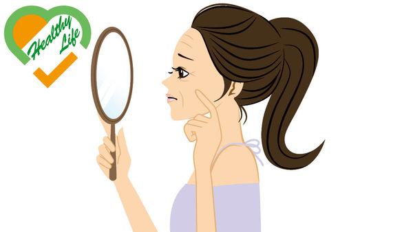 常皺眉 愛側睡 曬得多 易生皺紋