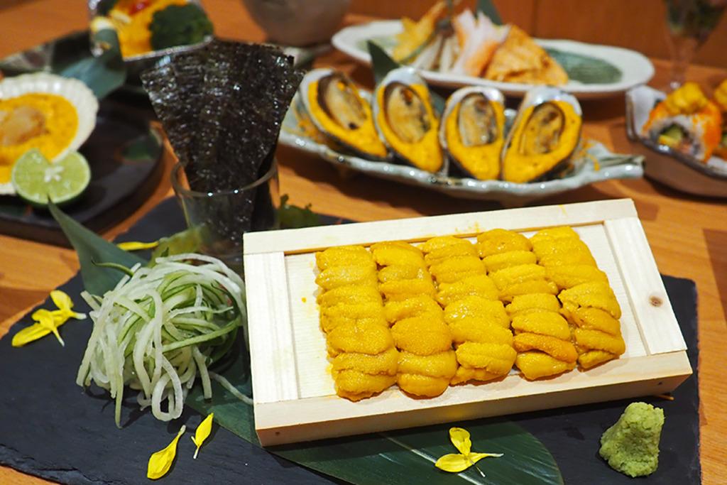 【放題推介/放題2019】日式餐廳新推出海膽放題 每位送一板海膽+任食90款海膽菜式/壽司/天婦羅/壽喜燒