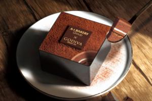【GODIVA】A-1 Bakery聯乘GODIVA特濃黑巧克力芭菲  超濃郁朱古力+8層口感!