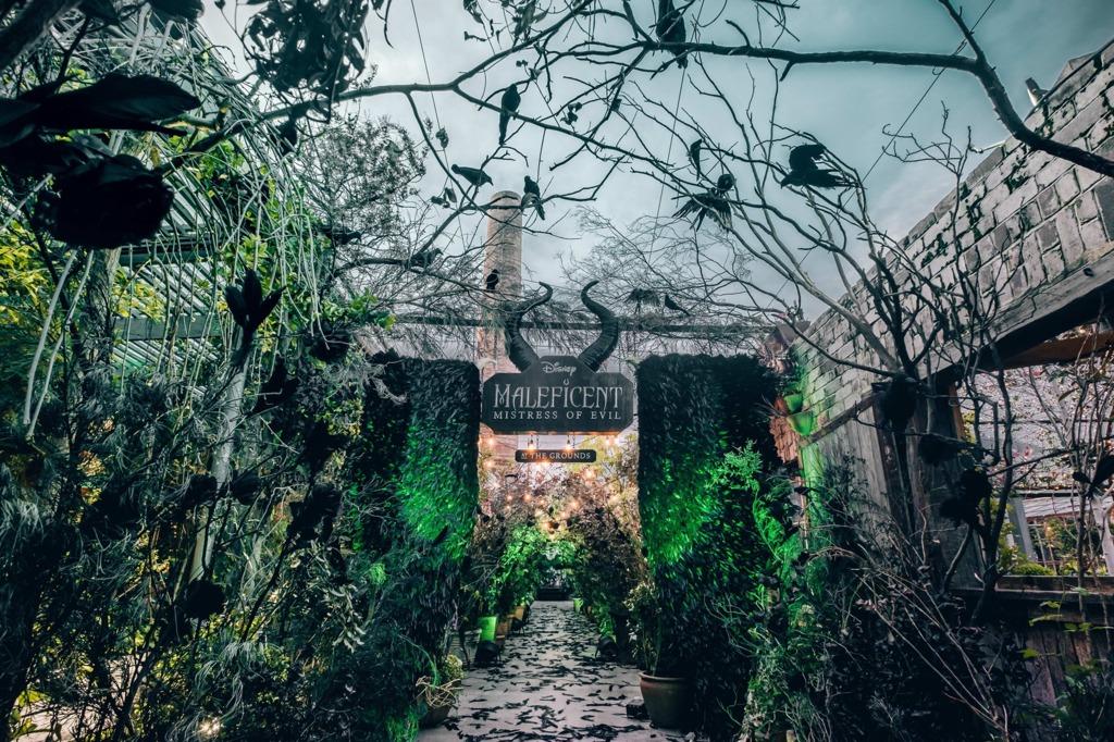 【黑魔后2】澳洲悉尼The Grounds期間限定萬聖節主題餐廳 黑魔后Maleficent魔幻走廊+主題甜品