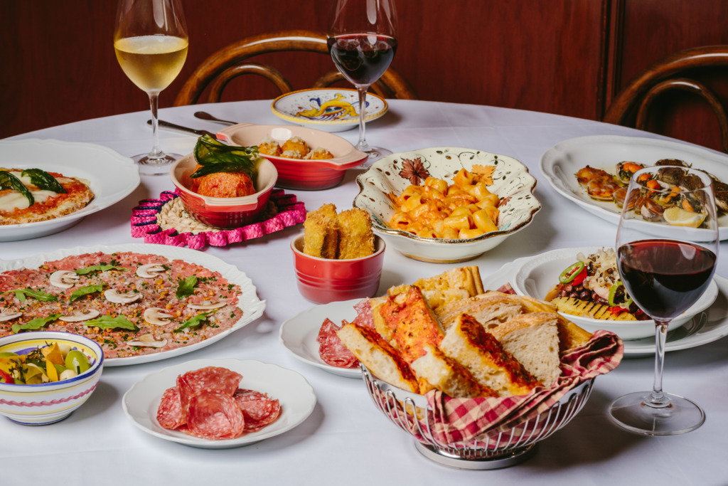 美式意大利菜餐廳Carbone慶祝5周年