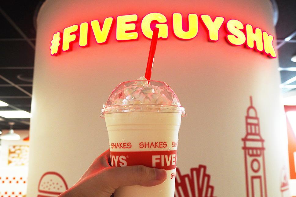 美國人氣漢堡包店Five Guys 登陸尖沙咀K11 MUSEA開分店