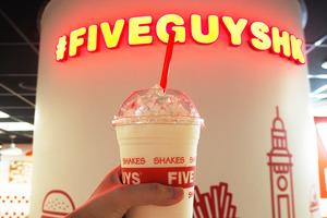 【尖沙咀K11】美國人氣漢堡包店Five Guys 登陸尖沙咀K11 MUSEA開分店