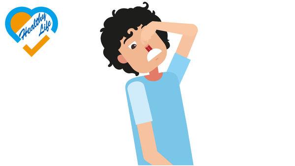 鼻涕有血頸淋巴脹 小心鼻咽癌