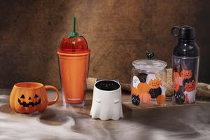 【Starbucks新品】星巴克Starbucks推出萬聖節主題新品 南瓜批鮮奶咖啡回歸/小黑貓幽靈杯超可愛