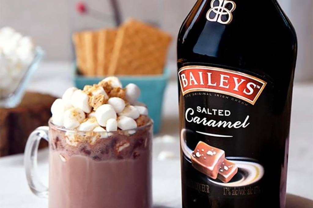 【英國手信食物】英國超市新口味百利甜酒 海鹽焦糖味Baileys