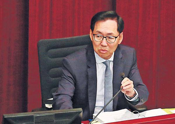 財委會訂首10項議程 包括公務員加薪