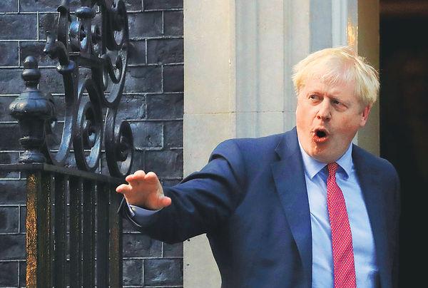倘英未能如期脫歐 工黨支持11.26 提前大選