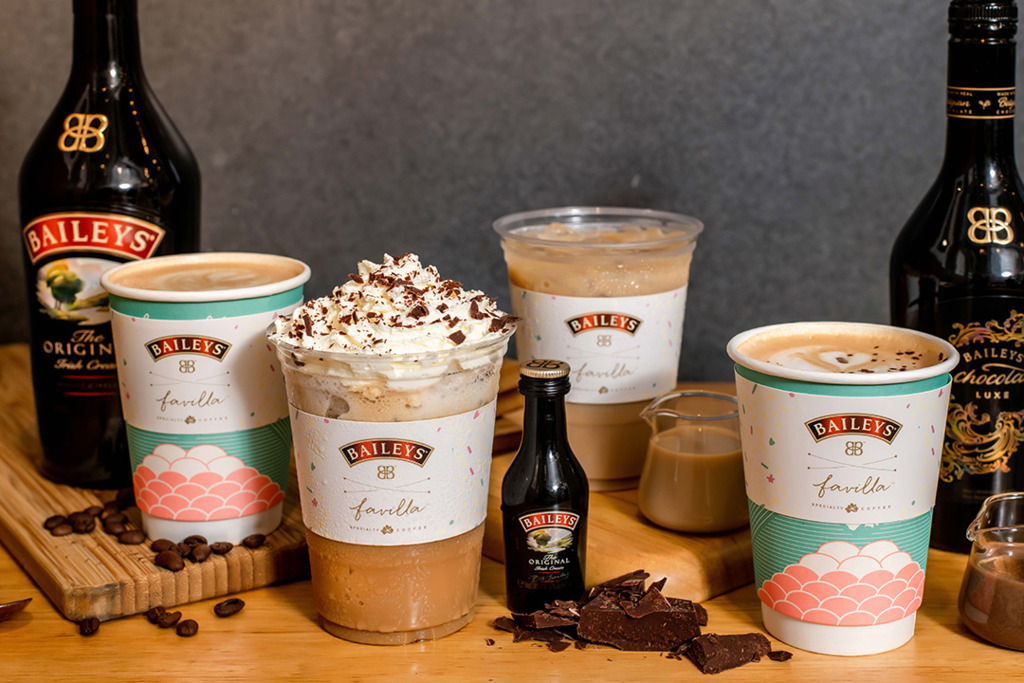 【愛爾蘭甜酒】Baileys聯乘荃灣Cafe「hōmu by favilla」 期間限定Baileys咖啡/沙冰新登場