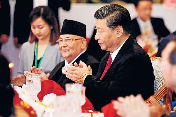 習近平警告 在中國搞分裂必粉身碎骨