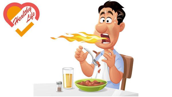 競食鬥吃辣 隨時胃出血