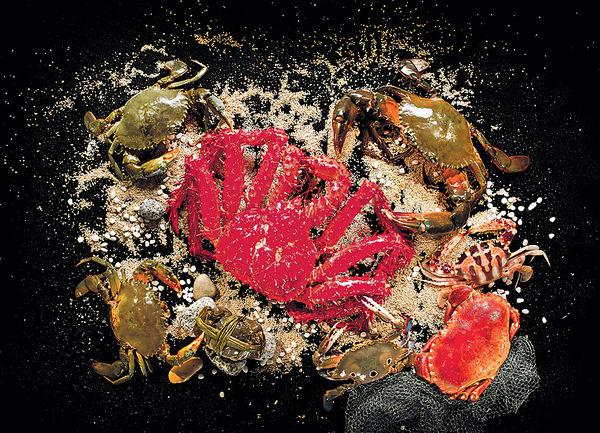 酒店推出蟹之盛宴自助晚餐