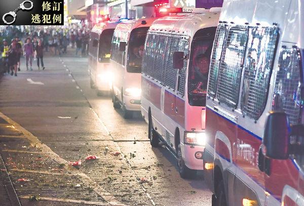 首現手機遙控炸彈攻擊 警︰如恐襲 遭鎅頸警留醫ICU 被捕疑犯涉意圖謀殺