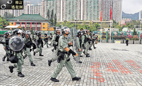 陳家亮:獨委會與監警會可同步查 梁愛詩稱時機不恰當
