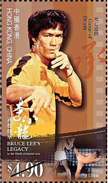 明年12套特別郵票 李小龍主題最吸引