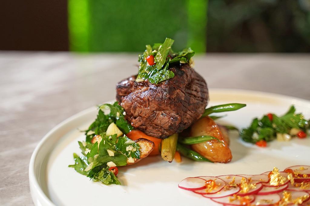 【觀塘美食 晚餐】觀塘6000呎西餐廳蠔吧新開張 牛扒/豬手等主菜買一送一/西式Omakase