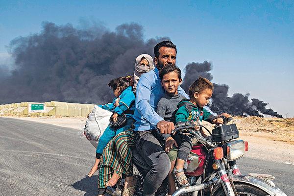 特朗普致函土總統 「勿愚蠢」出兵敘國