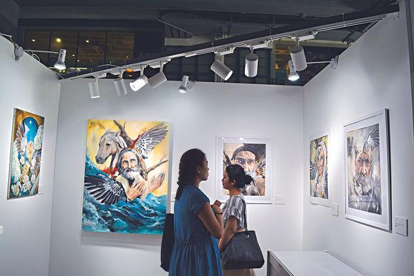 新藝潮博覽會 市集式藝術展