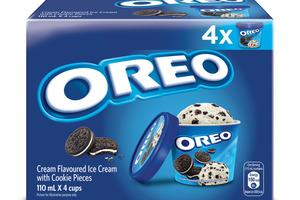 【甜品優惠】OREO雪糕杯多件裝登陸各大超市  一連七日$49.9一盒優惠