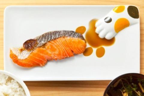 【日本精品】日本雜貨店Village Vanguard多款貓貓造型產品 貓爪餐碟/特色水杯/廚具