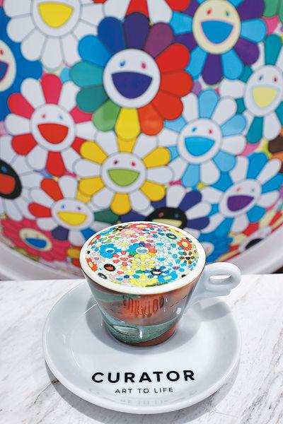 新商場型格Cafe 歎藝術打印咖啡