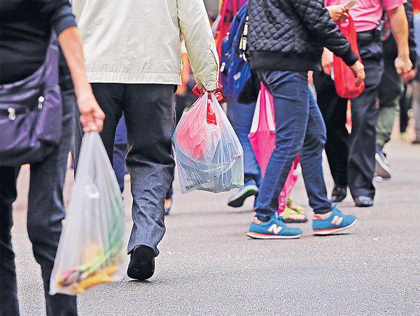 黃錦星︰明年檢討膠袋稅 研收緊豁免範圍