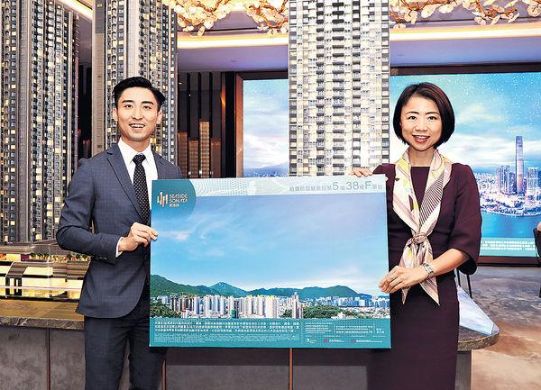 愛海頌新推88伙 入場費$738.5萬