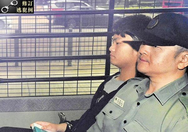 陳同佳料今出獄 台擬派員來港押返 張建宗:勿以政治凌駕法治