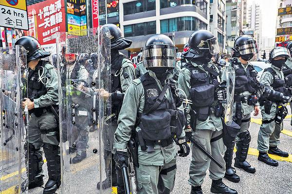 投訴警察課接813宗涉公眾活動投訴