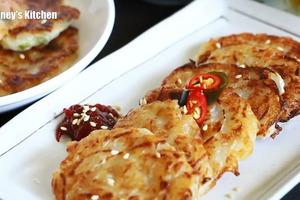 【中式食譜】3步超簡易下午茶小食  蘿蔔絲煎餅食譜