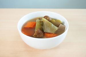 【夏天湯水】轉季滋潤湯水!解燥養胃止咳防感冒  合掌瓜栗子湯食譜