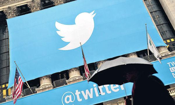 Twitter禁賣政治廣告 fb:不應自我審查 拒跟隨