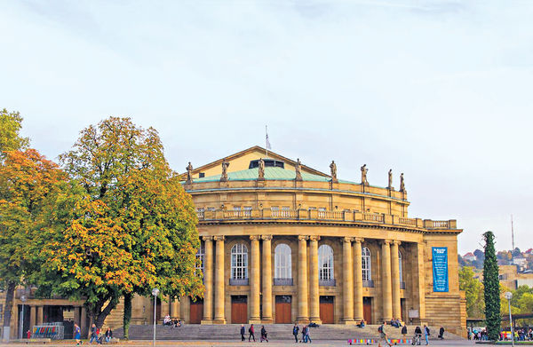德國斯圖加特+曼海姆 古典與現代音樂之旅