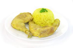 【電飯煲食譜】3步簡易電飯煲懶人食譜  電飯煲沙薑雞飯