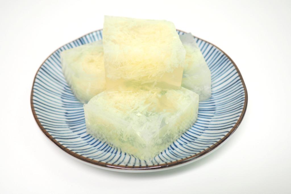 【中式糕點】懷舊中式糕點食譜 簡單4步自製蛋花大菜糕