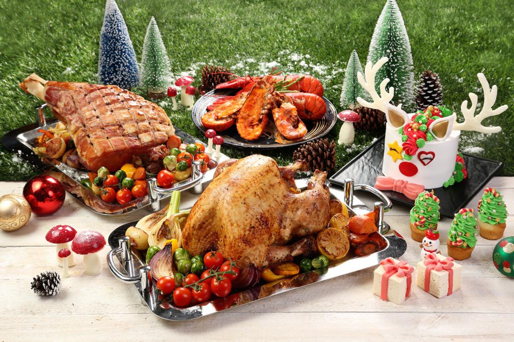 聖誕自助餐