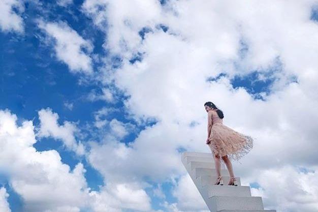 台灣人氣Cafe「兔子迷宮咖啡廳」 天國的階梯/鞦韆/玻璃步道/多個夢幻打卡位