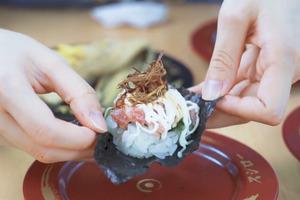 【壽司郎香港】壽司郎Sushiro全新11月限定menu推10款單品 原條海鰻/日本國產牛海膽壽司/天婦羅