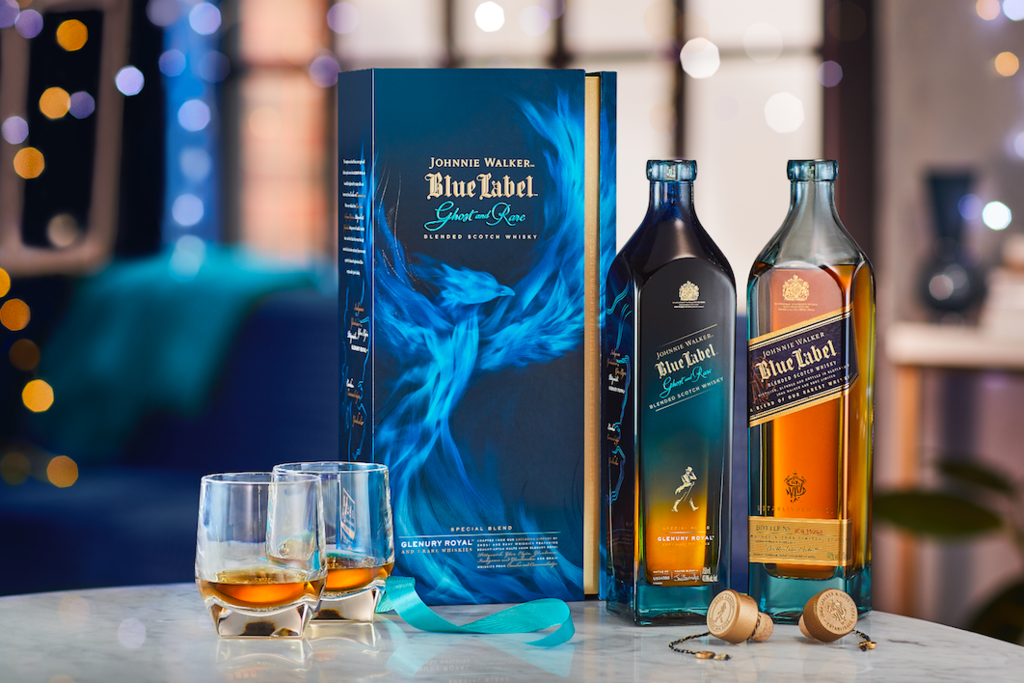 【Whisky HK】2019聖誕派對酒會之選 Johnnie Walker  Blue Label限量版威士忌