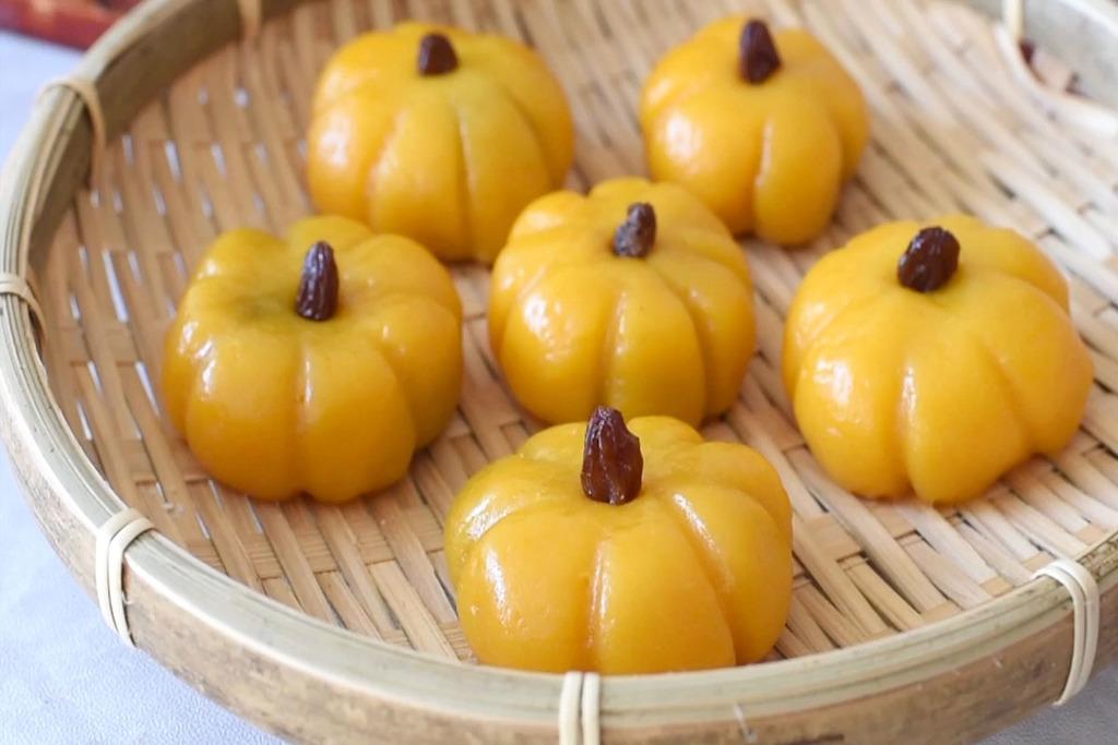 【南瓜食譜】5步簡易自製健康甜點 香甜煙韌黃金南瓜包