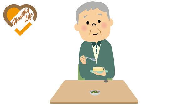 長者吞嚥困難 軟餐助增重