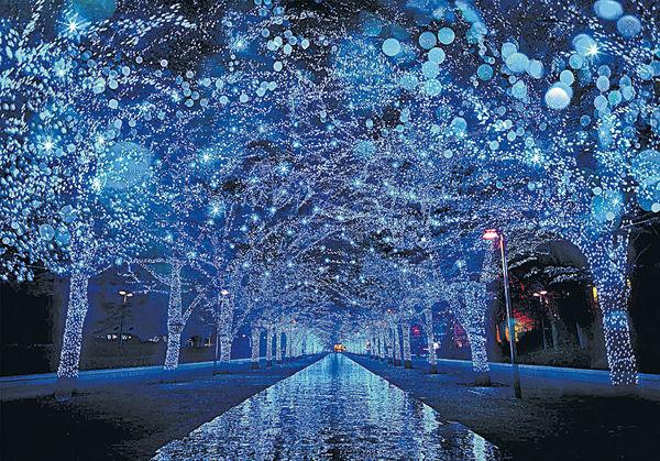 必睇東京3大聖誕燈飾