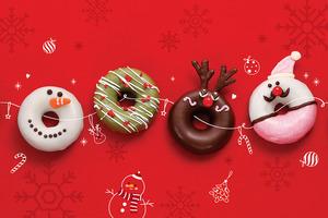 【聖誕2019】灣仔奇華工作坊推聖誕節主題烘焙班  卡通雪人/聖誕鹿甜甜圈冬甩