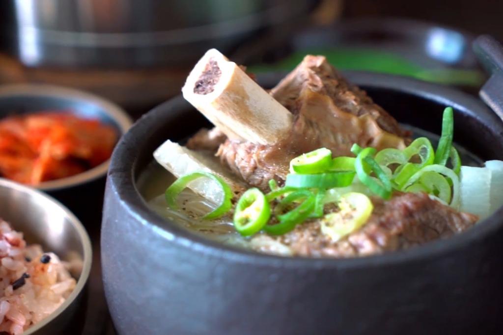 【韓式料理】秋冬暖笠笠滋補湯水食譜 韓式牛肋骨湯