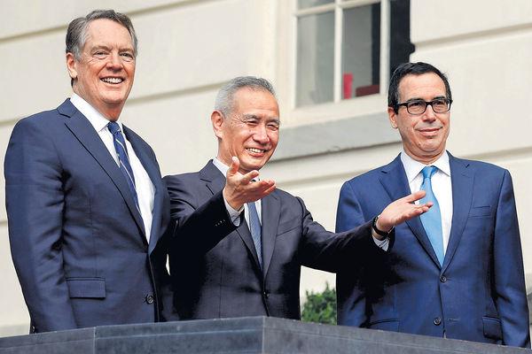 中美各不讓步 貿易協議或推遲至明年