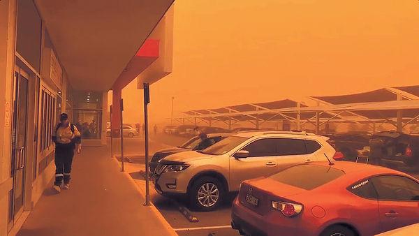 澳洲山火蔓延南部 濃煙再罩悉尼